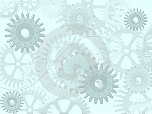 Abstract Machine Royalty Free Stock Photography - Image: 14155387
