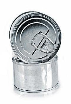 Food Tins Stock Image - Image: 14158091