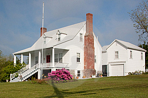 Older Home Stock Photos - Image: 14159803