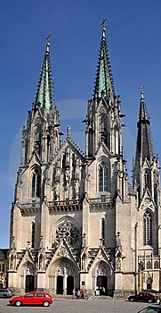 Beautiful Cathedral Royalty Free Stock Photo - Image: 14160305