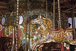Merry-go-round Stock Photos - Image: 14161503