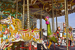 Carousel Stock Photo - Image: 14161650