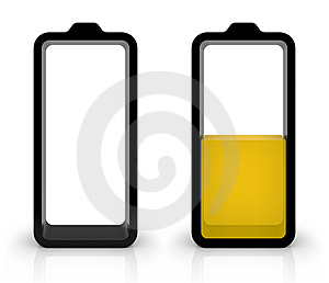 Charging Battery Stock Images - Image: 14161694