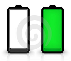 Battery Charging Stock Photography - Image: 14161702