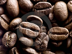 Coffe Beans Stock Image - Image: 14163671