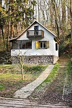 Mountain House Stock Image - Image: 14171281