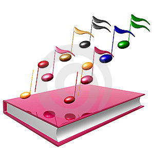 Colorful Music Notes Icon Royalty Free Stock Images - Image: 14171409