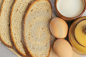 Breakfast. Royalty Free Stock Image - Image: 14171756