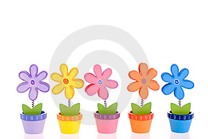 Colorful Reminders. Royalty Free Stock Photos - Image: 14171998