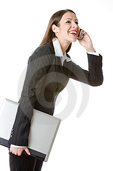 Businesswoman Royalty Free Stock Photos - Image: 14176498
