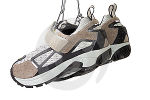 Trainers Stock Photo - Image: 14177220