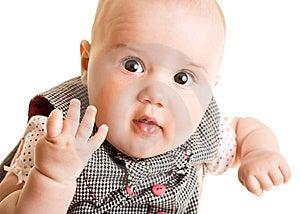 Beautiful Baby Royalty Free Stock Image - Image: 14179096