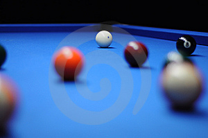 Billiard Ball Royalty Free Stock Photography - Image: 14180827