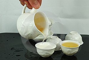 Chinese Kungfu Tea Royalty Free Stock Photo - Image: 14181565