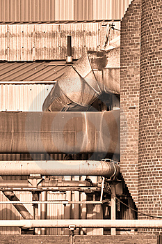 Heavy Industries Royalty Free Stock Image - Image: 14190956