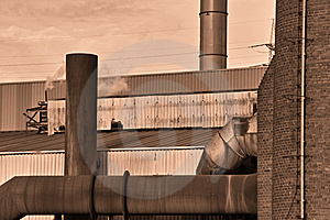 Heavy Industries Stock Image - Image: 14190991