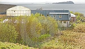 Hydroponicum Op De Het Westenkust Van Schotland. Royalty-vrije Stock Afbeelding - Afbeelding: 14193046