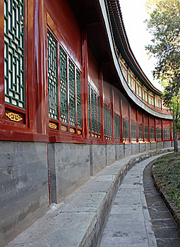 Beautiful Chinese Architecture Stock Photography - Image: 14194222