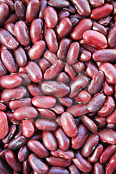 Red Beans Royalty Free Stock Photography - Image: 14195517