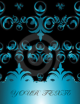 Background With Seamlessly Repeats Royalty Free Stock Images - Image: 14198519