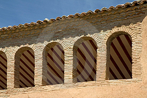 Alquezar, Huesca, Spain Stock Photography - Image: 1422792