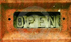 Open Stock Image - Image: 1424011