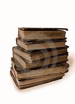 Old Books Stock Image - Image: 1425261