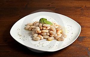 Spanish Beans Royalty Free Stock Image - Image: 14201976