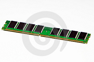 RAM - DDR Memory Module Stock Photography - Image: 14202402