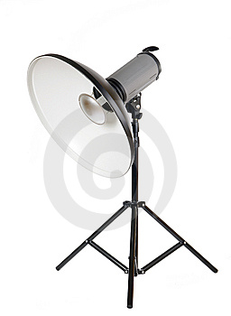 Studio Strobe Royalty Free Stock Photos - Image: 14203798