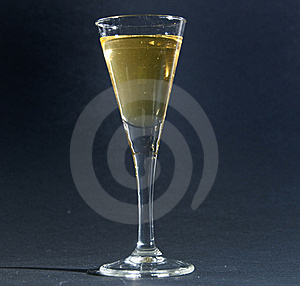 Glass Of Limoncello Stock Image - Image: 14204461