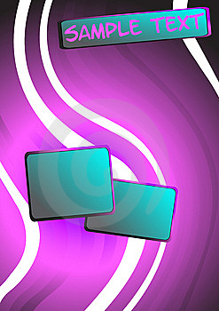 Abstract Violet Background Stock Photo - Image: 14205680