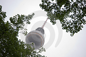 Berlin Simbols Stock Photography - Image: 14206792