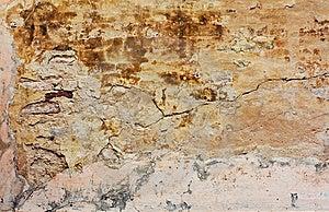 Damaged Wall Stock Images - Image: 14207814