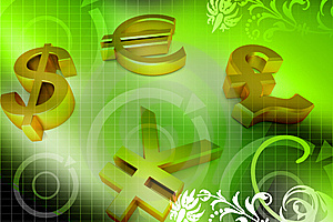 World Currency Stock Photos - Image: 14210073