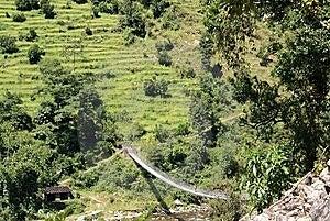 Annapurna Trekking Royalty Free Stock Images - Image: 14214679