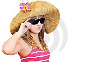 Summet Teen Girl Stock Photography - Image: 14219622