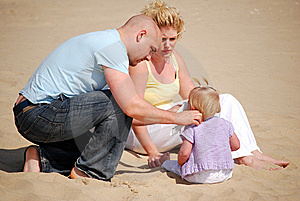 Family Royalty Free Stock Photos - Image: 14220828
