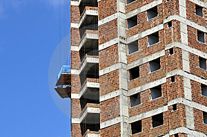 Construction Of Building Stock Images - Image: 14222044
