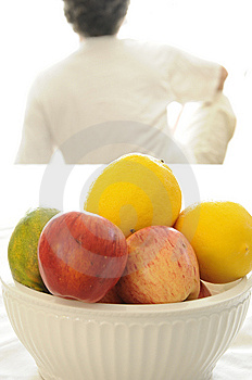 Fruit For Health Stock Image - Image: 14222351