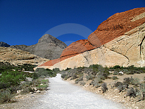 Red Rock Park 1 Royalty Free Stock Images - Image: 14222399