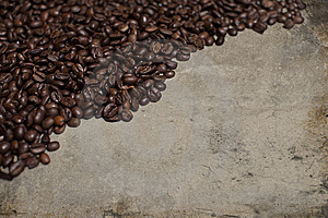 Grungy Coffee Background Royalty Free Stock Photo - Image: 14222415