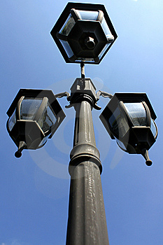 Lamp Post Stock Images - Image: 14222904