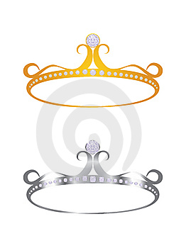 Crowns Stock Photo - Image: 14223340