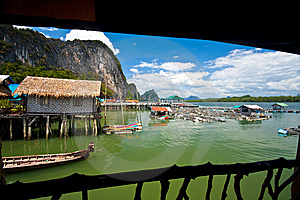 Panyee Island, Thailand Royalty Free Stock Photography - Image: 14229557