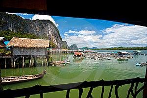 Panyee Island, Thailand Royalty Free Stock Photography - Image: 14229557