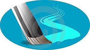 Brush Stroke Royalty Free Stock Photography - Image: 14230847