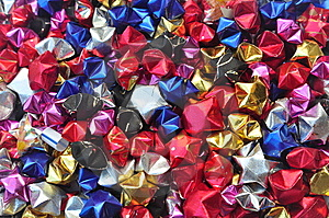 Color Star Royalty Free Stock Photography - Image: 14231477