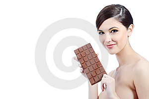 Chocolate Bar Royalty Free Stock Images - Image: 14233189