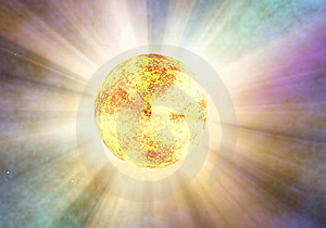Supernova Royalty Free Stock Image - Image: 14233506